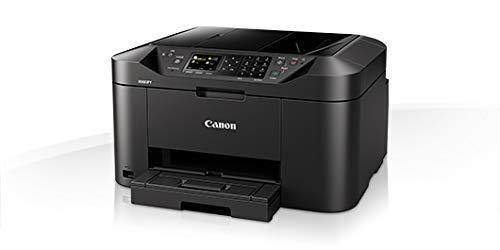 Canon MAXIFY MB2150 Ad inchiostro 19 ppm 600 x 1200 DPI A4 Wi-Fi