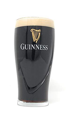 Vaso de cerveza Guinness 440 ml Capacidad completa hasta el borde de la lata Caja de regalo (1 vaso)