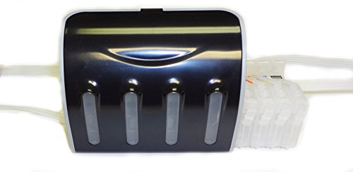 Empty CISS Ink System for Sublimation or Pigment Ink Heat Transfer only Used for Epson C88+ C88 (Non-OEM)
