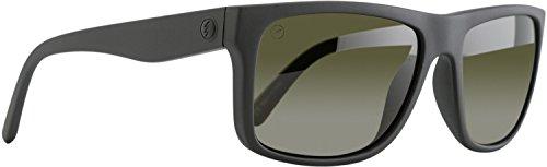 Electric Gafas De Sol Polarizadas Swingarm Matte Negro-Ohm Gris (Default, Gris)