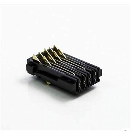 Neigei Accesorios de Impresora Accesorios de Impresora Chip Contact Compatible con Epson XP-320 Xp324 Xp420 Xp424 Xp235 Xp245 Xp247 Xp332 Xp335 Xp342 Xp345 Xp432 Xp435 442 Impresora (Color: Cyan)