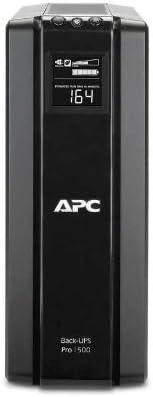 APC BR1500GI Power Saving Back-UPS Pro 1500 865W/1500VA 230V International
