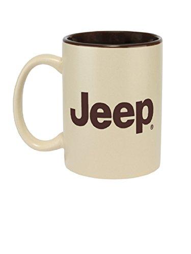 Jeep 11 oz Two Tone Mug