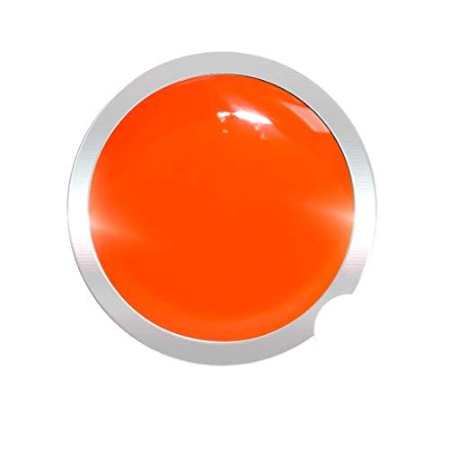 High Quality Gels UV, Pumpkin, 5 ml