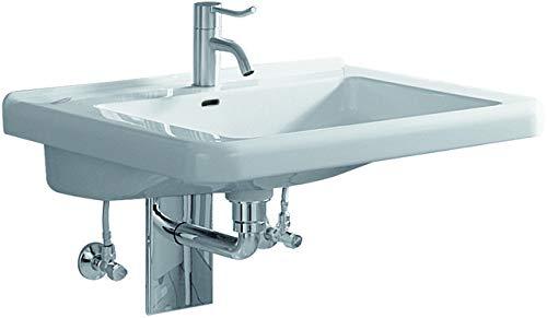 Keramag Waschtisch, unterfahrbar Dejuna 600x550mm weiß(alpin)