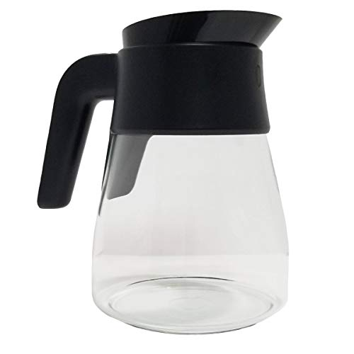 50 oz XGLSLID300 Glass Carafe Replacement for Ninja Coffee Maker Brew-Through CF091 | CF092 | CM400 | CM401 | CP301