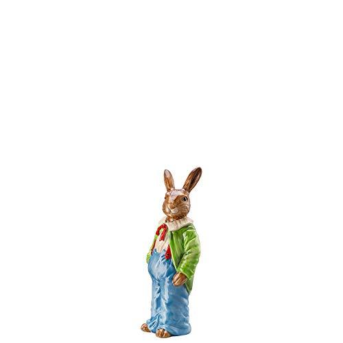 Hutschenreuther Hasenfigur, Bunt, 15 cm