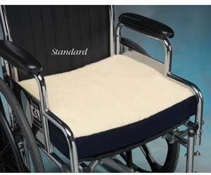 high quality Gel Foam Wheelchair Cushion new arrival 16x18x3 sale 1/2 outlet sale