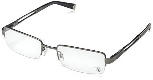 Ermenegildo Zegna Sonnenbrille EZ0009-F Gafas de sol, Gris (Gr), 60.0 para Hombre