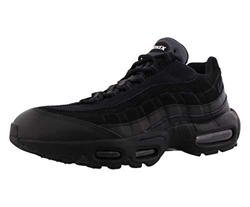 Nike Air MAX 95 Essential, Zapatillas de Running para Asfalto Unisex Adulto, Multicolor (Black/Black/Anthracite/White 001), 42 EU
