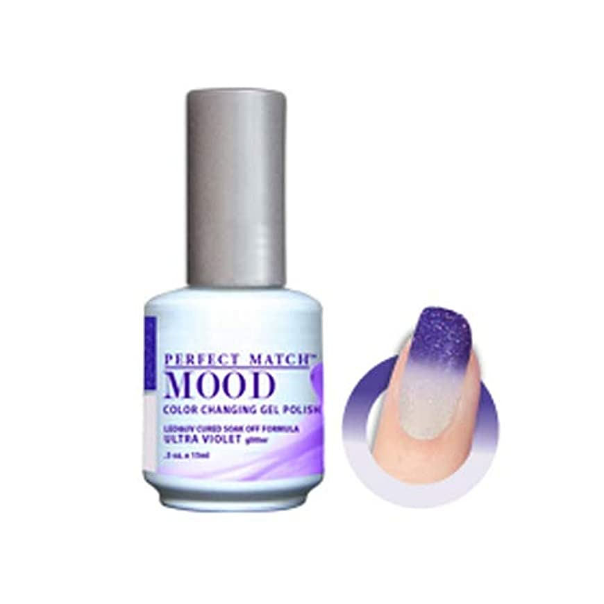 移動致死寝具LECHAT Perfect Match Gel Polish Ultraviolet (MPMG47), 0.500 Ounce by LeChat