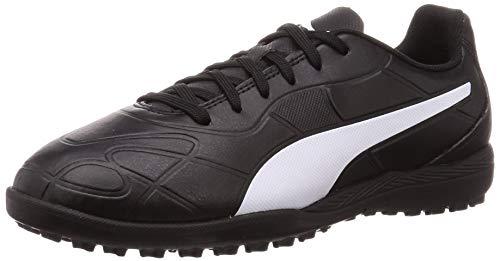 PUMJV|#Puma - Monarch TT Jr, (Puma Black-Puma White 01), 3.5 (36 EU) EU