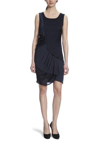 Calvin Klein CK KWW392 F9E00 - Vestido Largo hasta la Rodilla para Mujer, Azul (7a0), 48 (42)