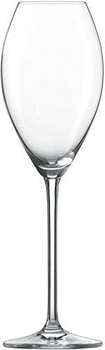 Schott Zwiesel 7544462 Top Tien Set van 6 Champagne Fluiten Kristal Transparant 25.3 cl