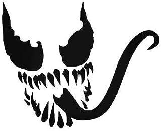 Suchergebnis Auf Für Venom Aufkleber Merchandiseprodukte Auto Motorrad