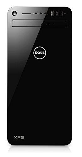 Dell XPS 8930 Gaming Desktop PC (Black) - (Intel Core i7-8700, 8 GB RAM, 16G Optane + Plus 1 TB HDD, NVidia GTX 1060 6 GB, Windows 10)
