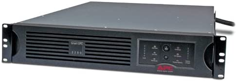 APC Smart-UPS SUA3000RM2U 3000VA USB and Serial RM2U 120V UPS System (Discontinued by Manufacturer)
