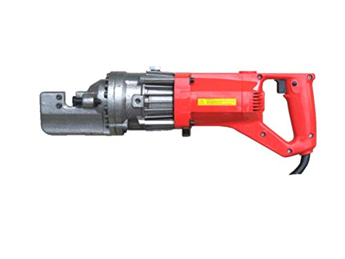 CCTI Portable Rebar Cutter - Electric Hydraulic Cut Up to #5...