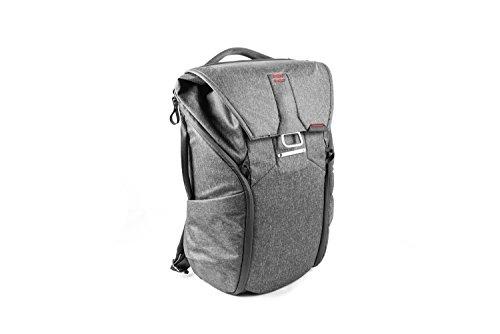 Peak Design Everyday Backpack 20L (Charcoal, Expandable 12-20L)