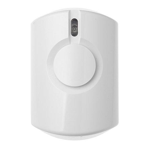 LUPUSEC Mini Innensirene für die XT Smarthome Alarmanlage, kompatibel mit den XT2 Plus Funk Alarmanlagen, wird direkt in die Steckdose gesteckt, 12032