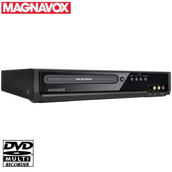 Find Discount Magnavox DVD Recorder/Player