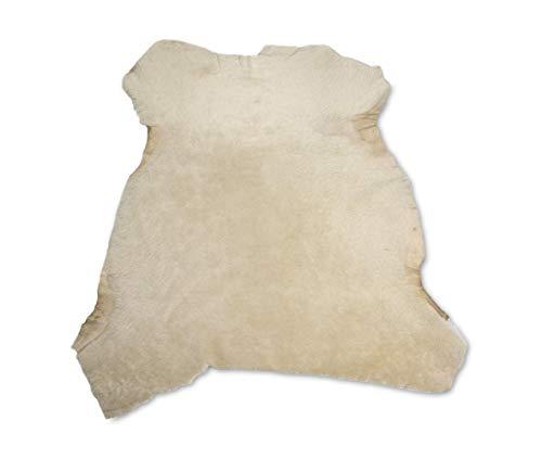 Zerimar Alfombras Piel de Cordero Mouton Double Face | Medidas: 80x70 cm | Alfombra Pelo Largo | Alfombra Infantil de Pelo Largo | Alfombras Piel Cordero