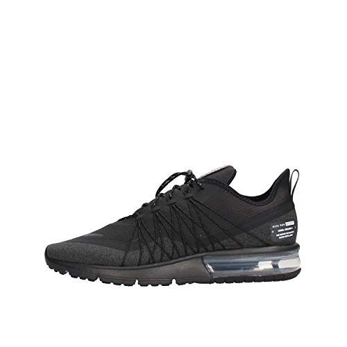 Nike Air Max Sequent 4 Utility Mens Style: AV3236-002, Black/Anthracite-white, Size: 8.5