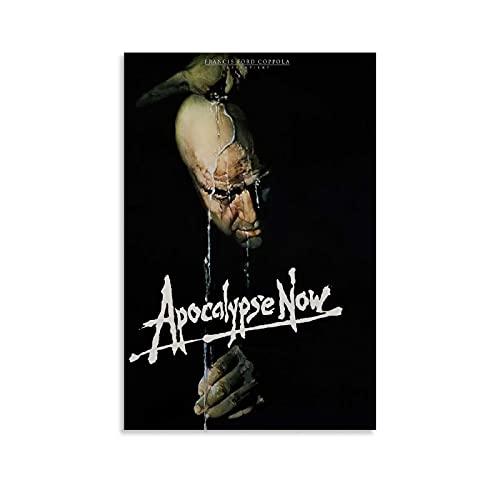 DSGER Apocalypse Now 56565 Poster décoratif sur toile pour salon, chambre à coucher 40 x 60 cm