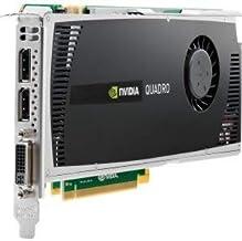 HP 671137-001 NVIDIA Quadro 4000 PCIe 2.0 x16 tarjeta gráfica con memoria GDDR5 SDRAM (reacondicionada)