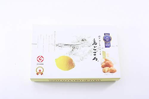 島ごころ『瀬戸田レモンケーキ島ごころ10個入り』