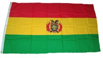 Fahne / Flagge Bolivien 60 x 90 cm Fahnen