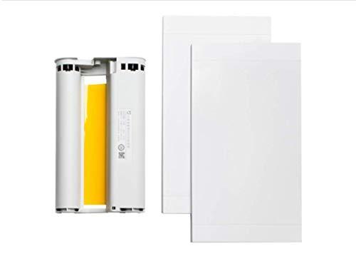Impressora Xiaomi Mijia Photo Printer + 40 Folhas Papel fotográfico Mi photo printer - (TE4006CN)