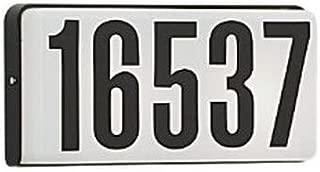 5 Digit 1.5W Low Voltage LED Address Entry Light 14-24V