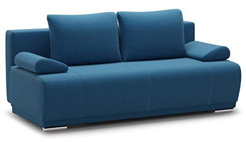 Sofos Capry - Sofá, color azul