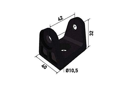 HELLA 8HG 332 912-002 Halter, für Halogen Arbeitsscheinwerfer