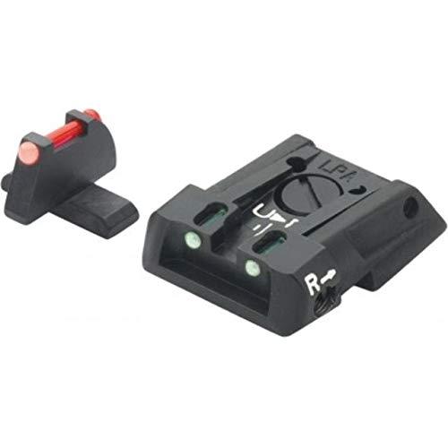 LPA SPF Fiber Optic Adjustable Sight Set for S&W Military...