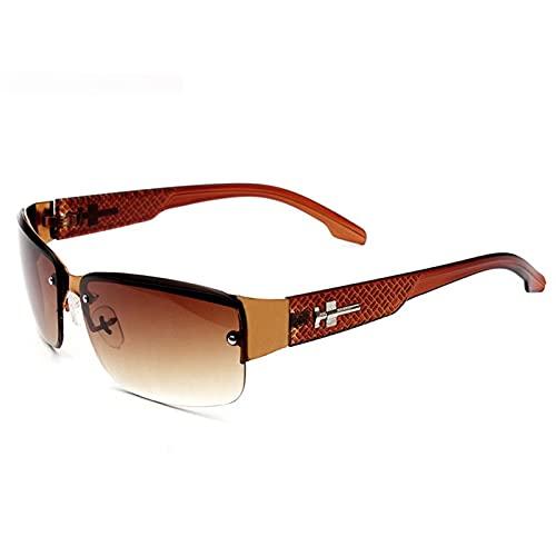 ZHATAOZH Vintage clásico Gafas de Sol Hombres Muy nuevos Gafas de manejo Gafas de Sol Masculino Gafas de Sol polarizadas Hombres Frescos para Mujer Deportes (Lenses Color : C4)