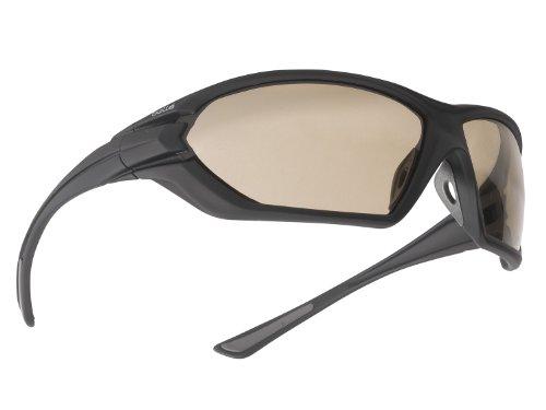 Bollé Ballistische Schutzbrille / Sonnenbrille -Assault-, kratzfest & beschlagfrei - twilight