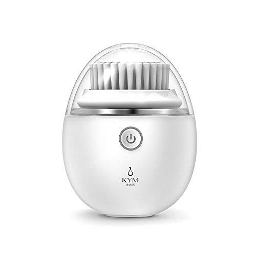 Y-XM Cepillos De Equipo De Limpieza Facial Eléctrica Onda Acústica Cepillo De Lavado De Cara Belleza Poro Tipo De Carga Instrumento De Limpieza