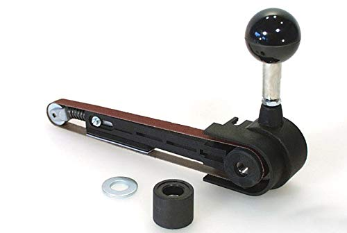 Bandschleiffeile für Winkelschleifer & Bohrmaschine