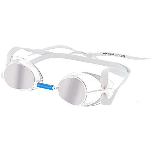 MALMSTEN, occhialini Collezione Swedish Jewel, Unisex, Swedish Goggles Jewel Collection, Diamond