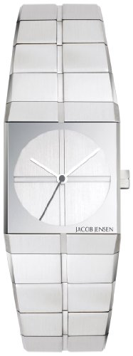Jacob Jensen Damen-Armbanduhr ICON 222s