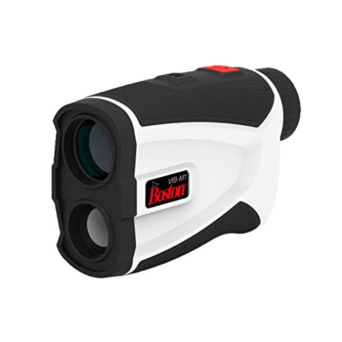 Telemetro Laser Boston Golf M1 - Blanco