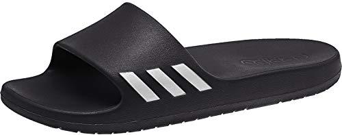 adidas Damen Aqualette Slides Aqua Schuhe, Schwarz (Cblack/Ftwwht/Cblack Ba8762), 37 EU
