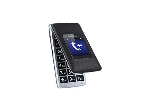 myPhone Tango teléfono móvil para Personas Mayores, Pantallas de 2,4