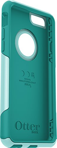OtterBox COMMUTER SERIES iPhone 6/6s Case - Retail Packaging - AQUA SKY (AQUA BLUE/LIGHT TEAL)