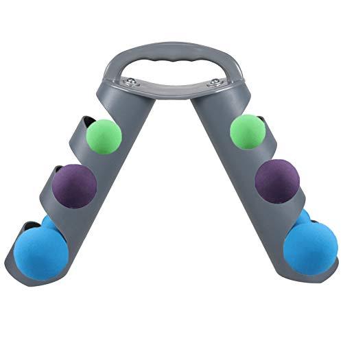 BESPORTBLE A- Rahmen Hantel Rack Stehen Multifunktionale 3 Schicht Gewicht Halter Hantel Stand Hantel Halter Gewicht Racks