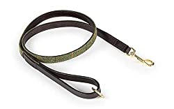 This attractive tweed lead will ensure your dog looks super smart wherever they go The tweed trims are complimented by conker brown accents Length: 110cm.