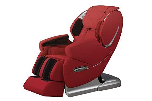 Trade-Line-Partner MASSAGESESSEL Supreme für Ihr Wohlbefinden - rot - medizinischer Fernsehsessel und Massagestuhl Ausführung für Absolute Entspannung.