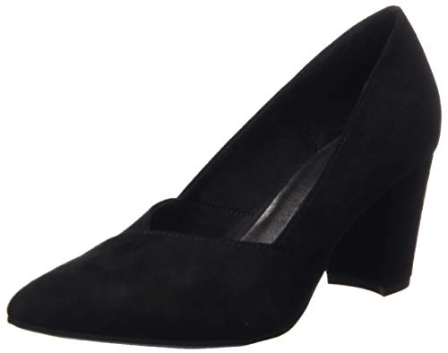 MARCO TOZZI Damen 2-2-22438-25 Pumps Pumpe, Black, 41 EU